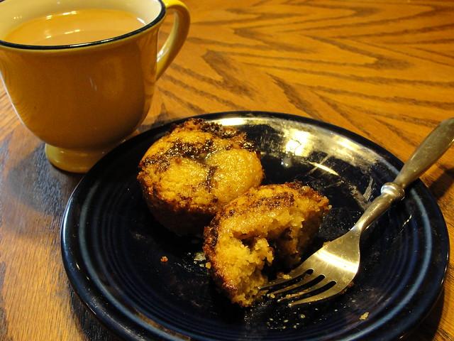Grain-Free Cinnamon Muffins