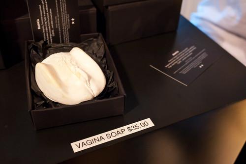 Vagina soap