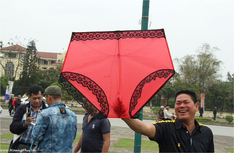 Chiếc diều độc đáo nhất tại Festival Diều Bắc Ninh