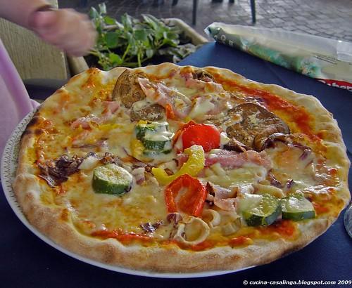 Pizza Capriccio klein copyr