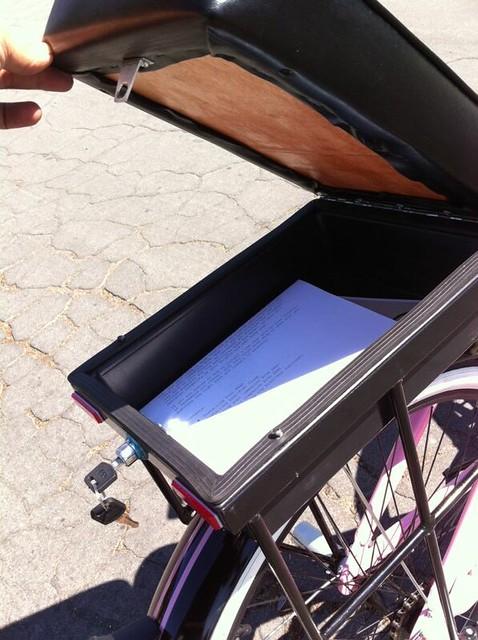 Companion bike seat preview