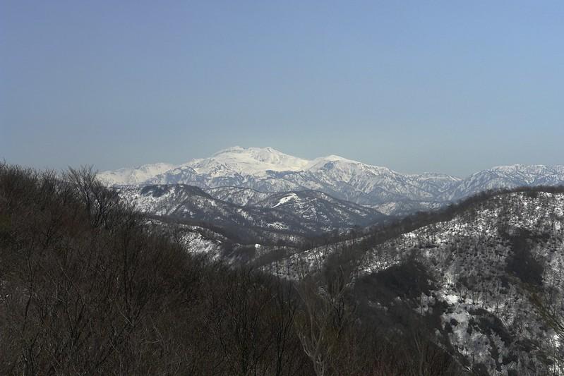 Mt, Okushishiku