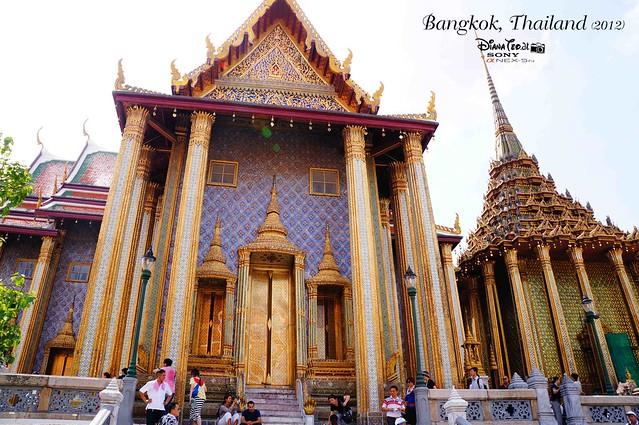 Day 3 Bangkok, Thailand - Grand Palace Bangkok 06