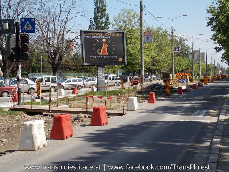 Traseul 102, etapa I: Bucla Nord ( Sp. Județean ) - Intersecție Republicii - Pagina 2 14032662445_f217e7b407_c