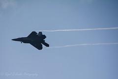 RAF Lakenheath - F-22 Raptor Visit's Base - Part I