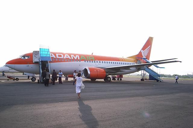 2007111802 - ADAM AIR