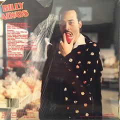 BILLY ALWAYS:BILLY ALWAYS(JACKET B)