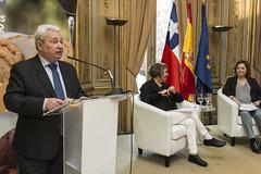 Francisco Marambio, embajador de Chile en España