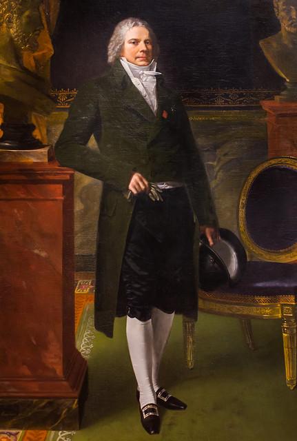 Charles Maurice de Talleyrand Perigord, Prince de Benevent