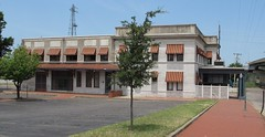 Historic Frisco Depot, Fort Smith (Ark.), 3 July 2009