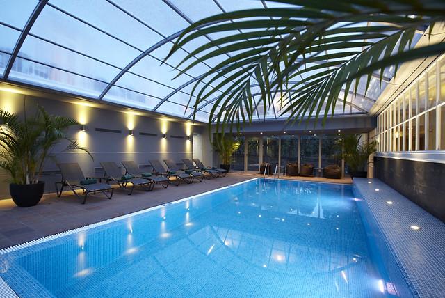 Hotel Porto Bay Serra Golf Indoor Pool Flickr Photo Sharing