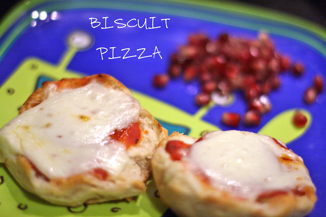 Biscuit Pizza