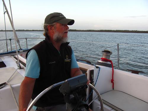 Capt. Marlay of S/V Camelot