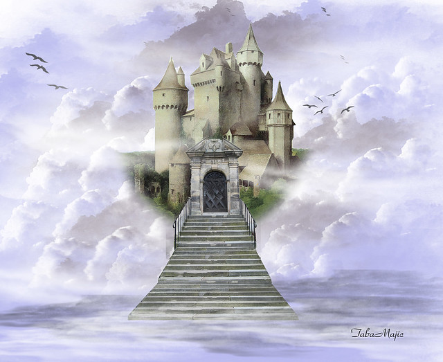 Stairs to my Castle
