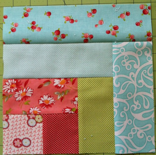February MoMs Quilting Bee by TiffBlakey