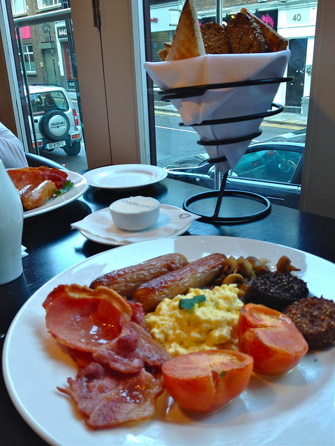 Dublin Irish Breakfast