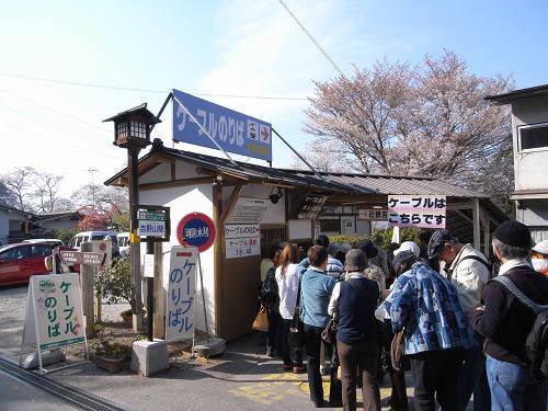 吉野の桜2011@吉野山-32