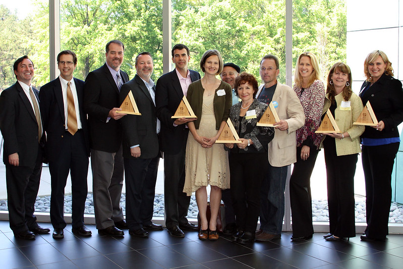 The 2012 Green Plus Award Winners