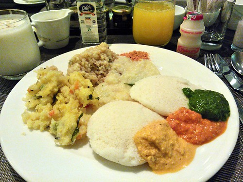 My South Indian Breakfast