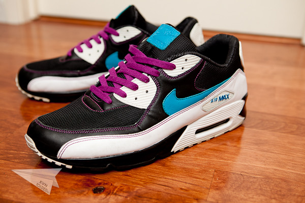 Nike Air Max 90 ID Playstation inspired