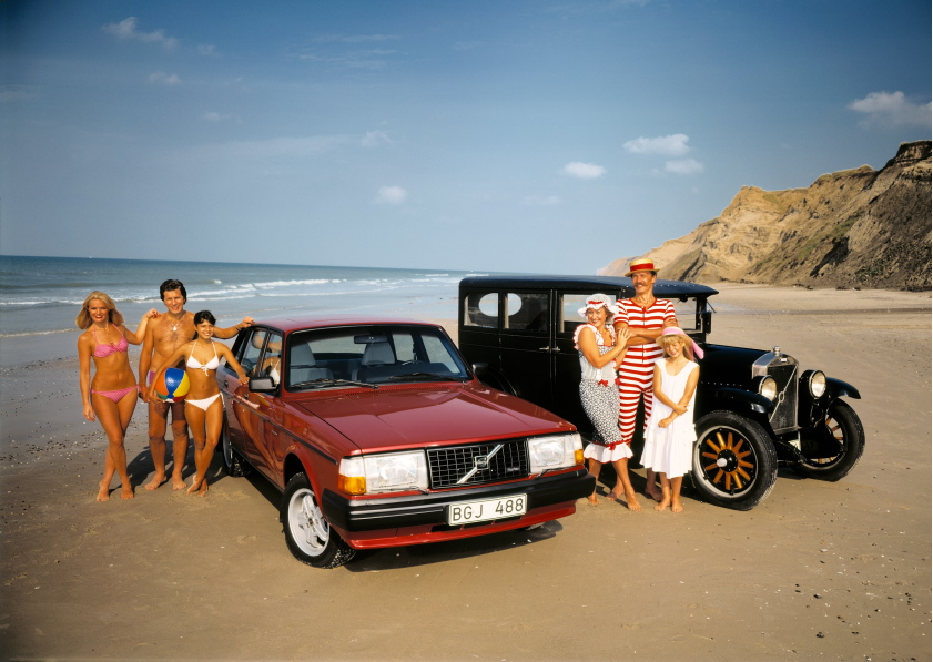 Volvo 244 Turbo ® OV4 Jakob. 1981 £Ѓ§