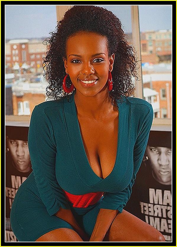 Pretty Ethiopian Babe - A Photo On Flickriver-9837