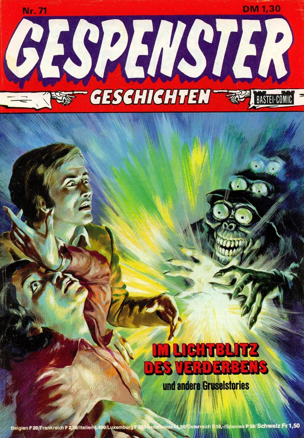 Gespenster Geschichten - 71
