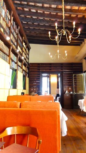 El Historico - Interior