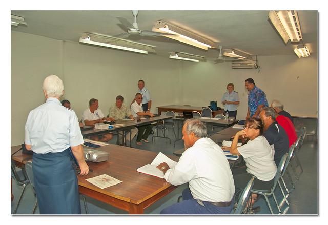 Flotilla Meeting