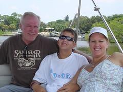 Waves Boat Club member
