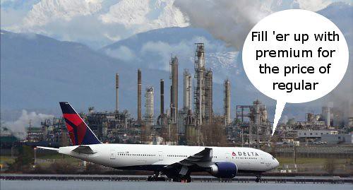 Delta's New Refinery