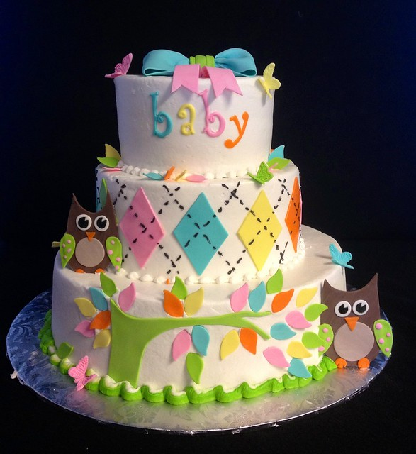 owl baby shower flickr photo sharing
