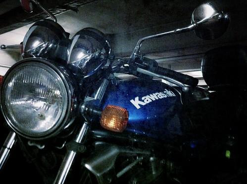 Kawasaki Er5 by J. Learte