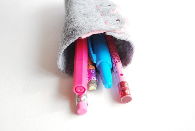 pencil tube