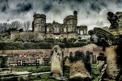 Gothic. (The original resting place of Anne Brontë)