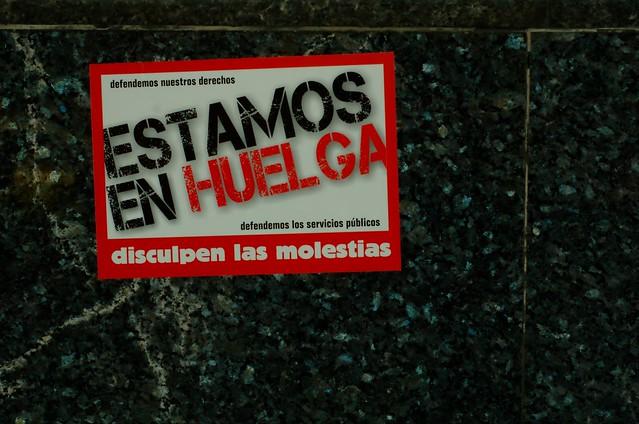 89/366: Huelga