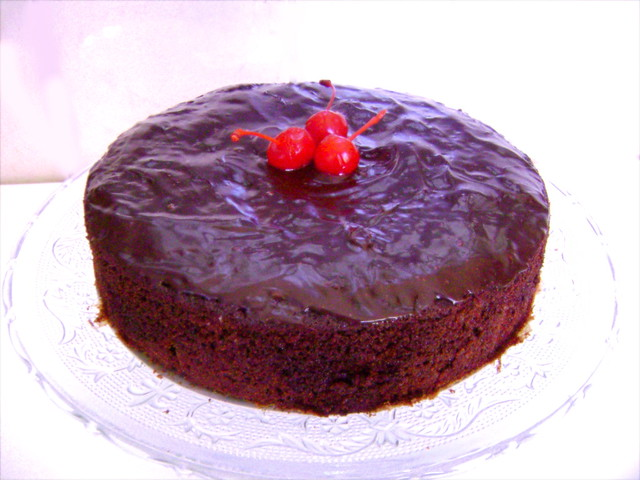 O melhor bolo de chocolate de todos!