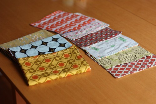 More Cloth Napkins