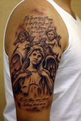 Angel Tattoos (112)