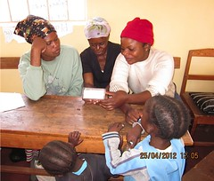 Ngombe focus groups - ADK