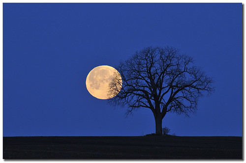 Supermoon, May 2012