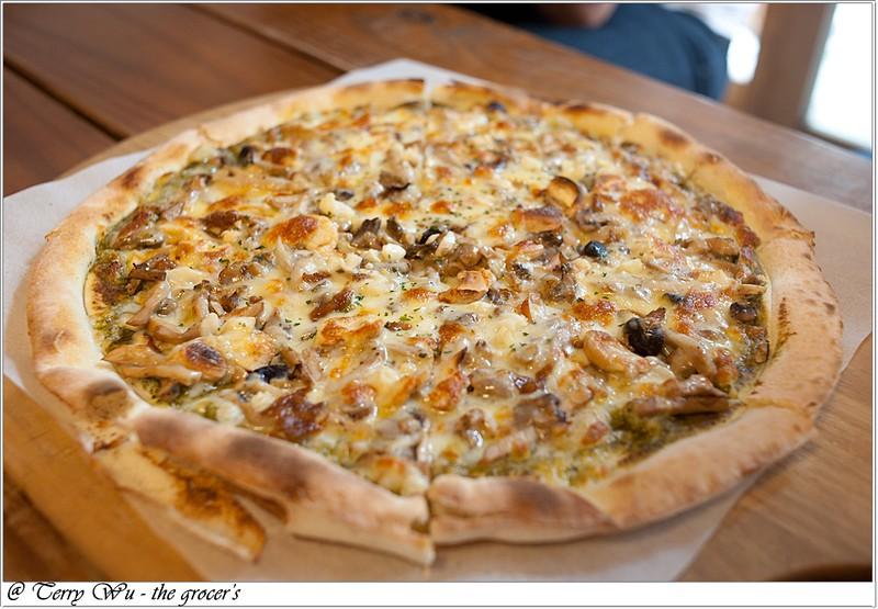 密魯手工窯烤披薩專賣   (7)