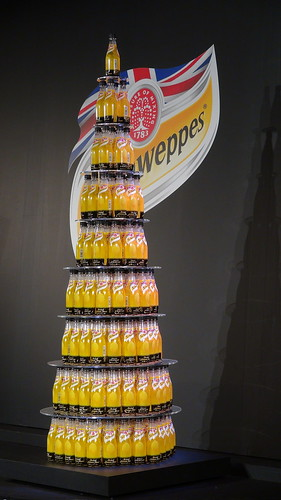 シュウェップスのタワー