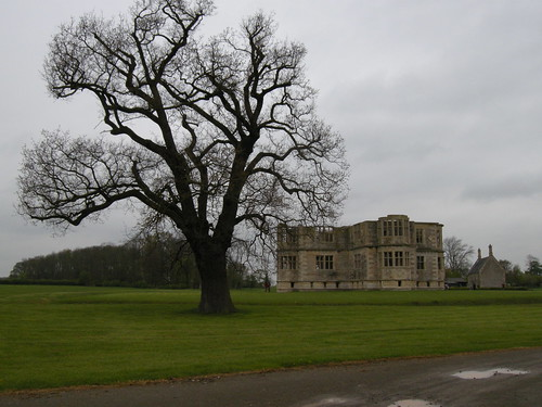 Fermyn Woods Country Park to Lyveden New Bield