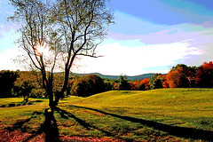 Hampshire County Landscape