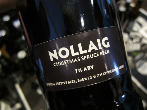 Christmas Spruce Beer