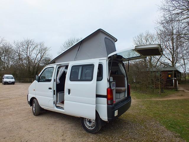 Suzuki Carry Camper Suzuki Carry Camper With Pop Up