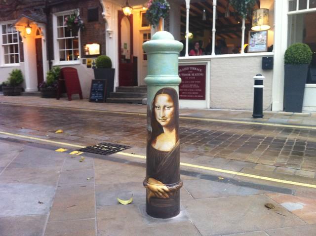 Mona Lisa Bollard in Winchester