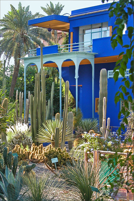 la villa majorelle marrakech flickr photo sharing. Black Bedroom Furniture Sets. Home Design Ideas