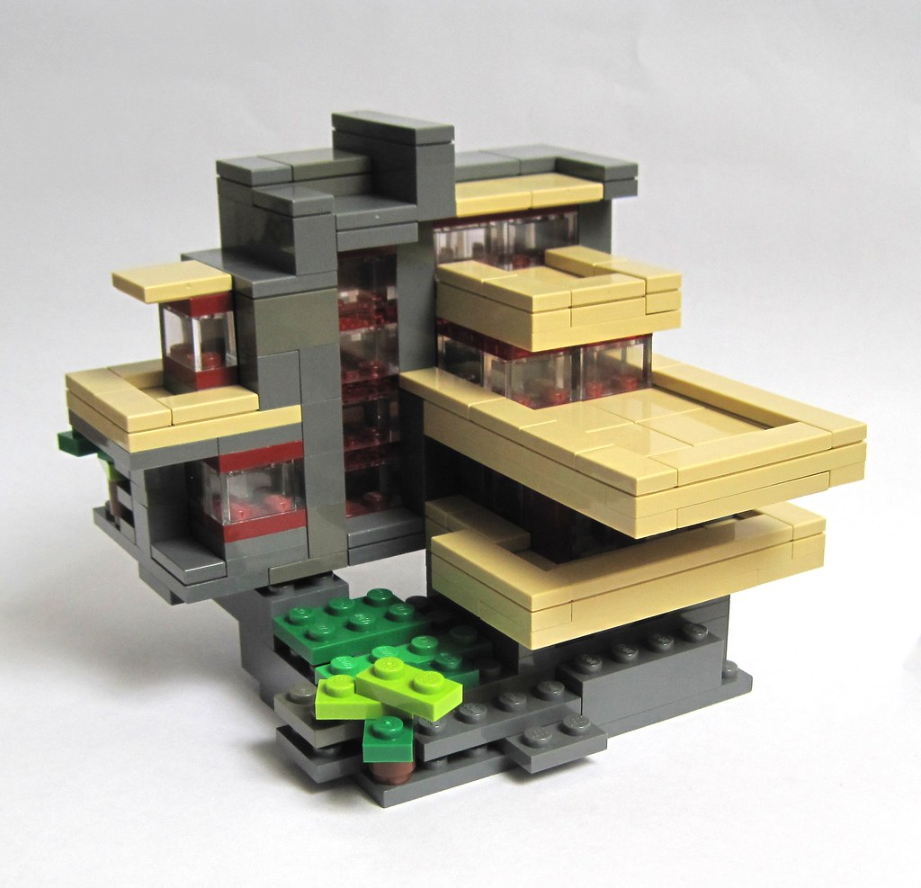 Al baxter 39 s favorite flickr photos picssr - Lego falling waters ...
